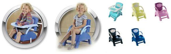 Skládací židlička Thermobaby