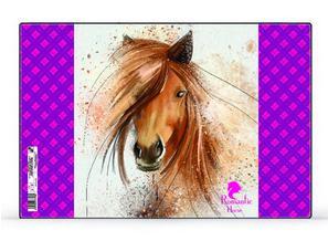 Podložka na stůl 60 x 40 cm Kůň