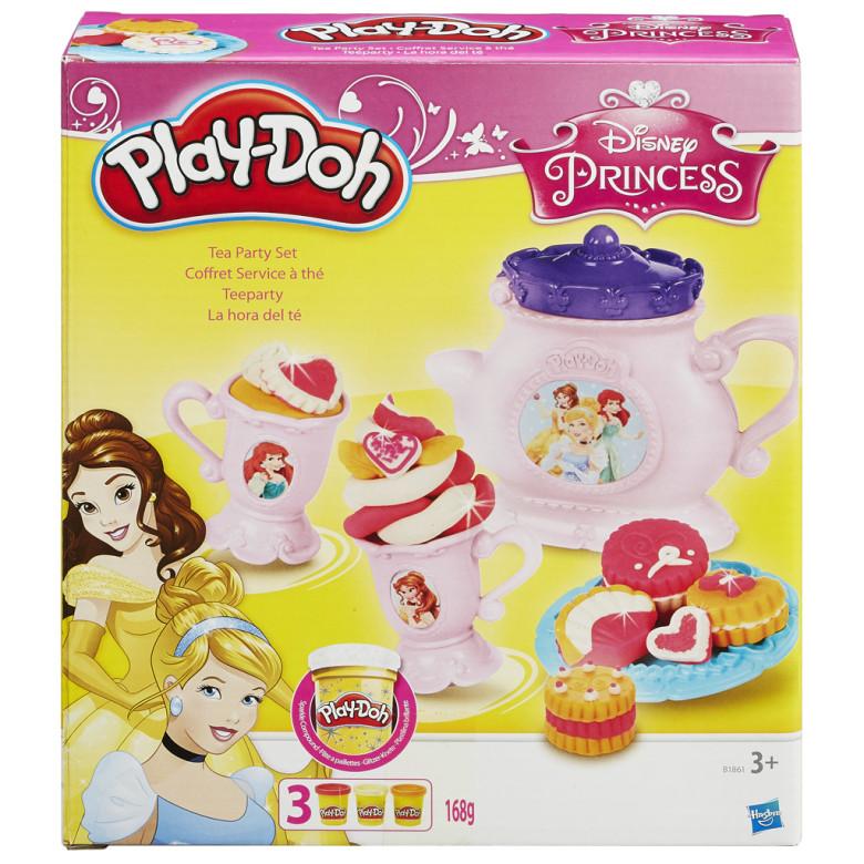 Play-Doh čajový dýchánek