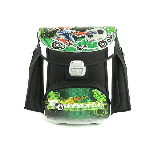 Školní aktovka Bambi Cool - Fotbal