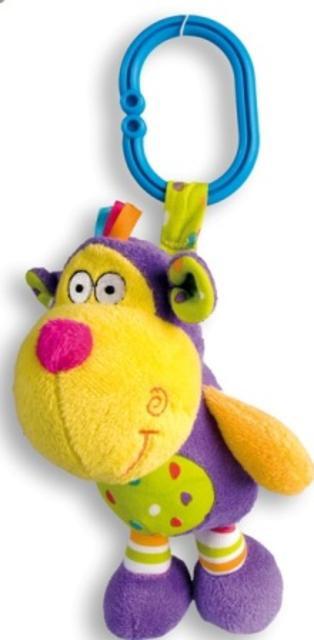Vibrující přítel Opička Bam Bam