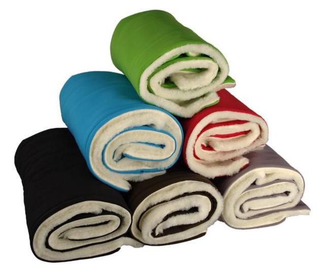 Zimní deka merino softshell 70 x 95cm