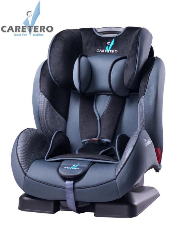 Caretero Autosedačka CARETERO Diablo XL graphite 9 - 36 kg