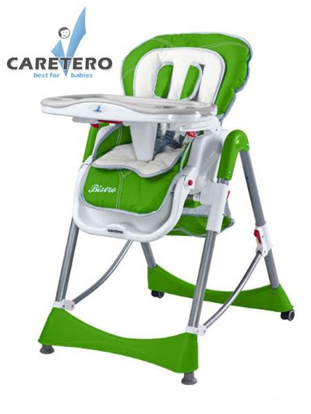 Židlička CARETERO Bistro dark green 2015 nezobra
