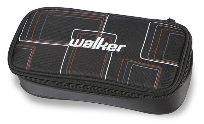 Penál Frame černá Walker