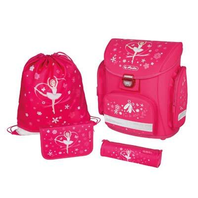 Školní batoh Herlitz Midi Baletka vybavený SET nez  a653cac5d6