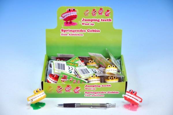 Zuby natahovací plast 4x4cm