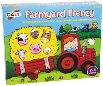 Splašená farma