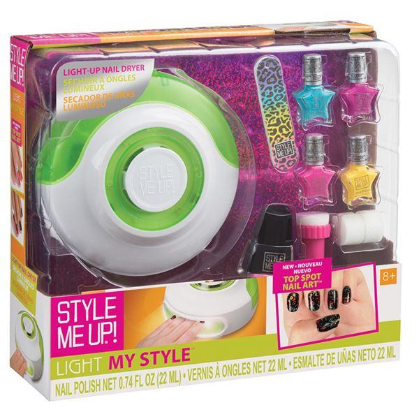 Style me up! Nehtové studio
