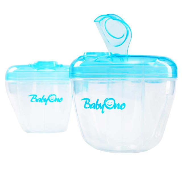 Zásobníky na sušené mléko Babyono