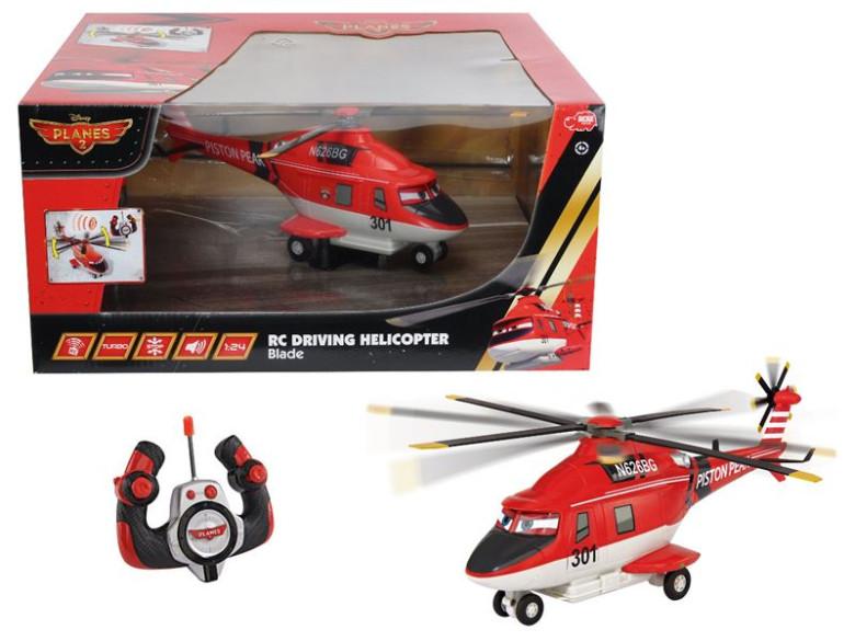 RC Planes RC jezdící vrtulník Strážce Břitva 1:24
