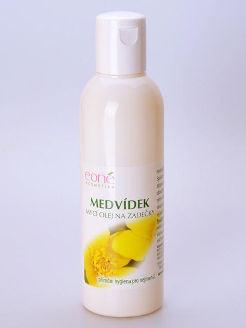 MEDVÍDEK - Mycí olej na zadečky 200 ml