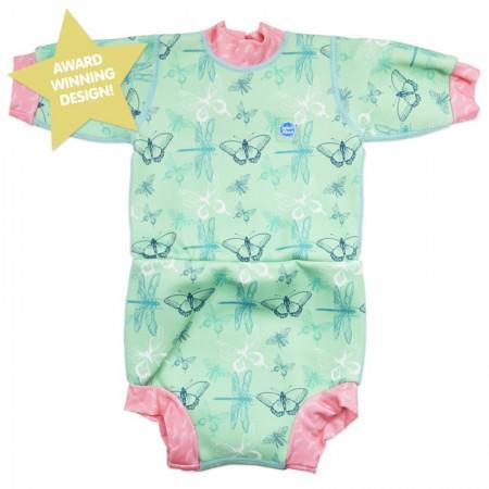 Baby neoprén - body - vážka