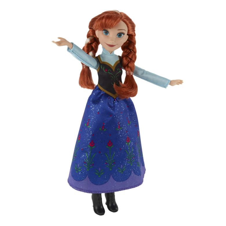 Frozen klasická panenka - Anna