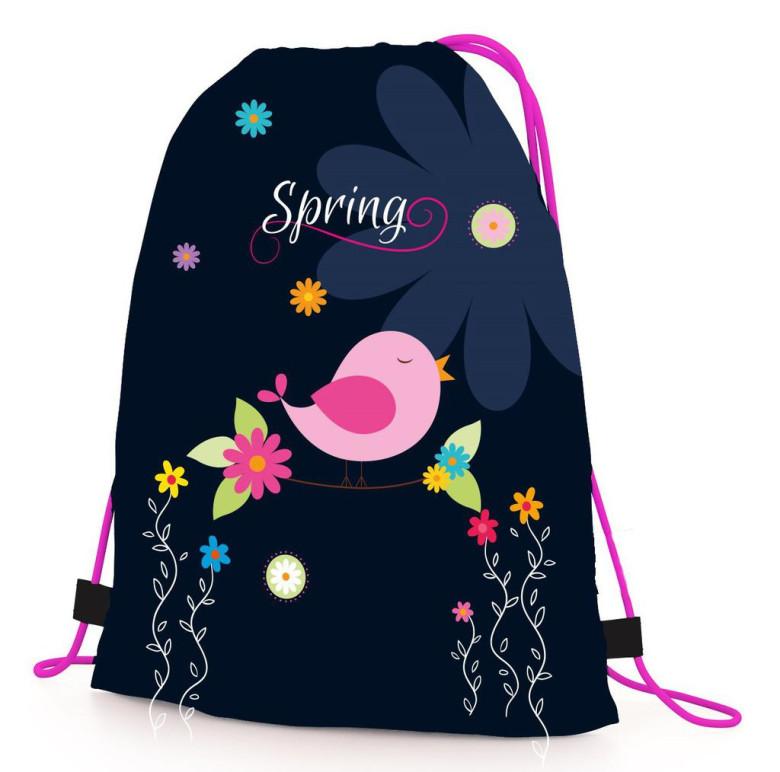 Sáček na cvičky Premium Spring  025bc2983e