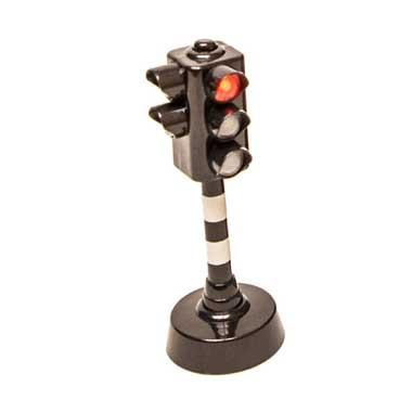 Semafor funkční plast 12cm nezobra