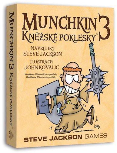 ADC Blackfire - Munchkin - rozšíření 3.