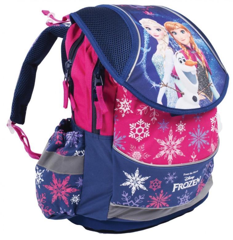 Anatomický školní batoh PLUS Frozen - Ledové království  0d8262411b