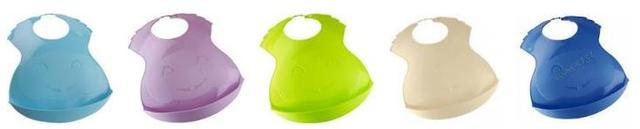 Plastový bryndák s korýtkem Thermobaby různé barvy