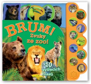 Brum! Zvuky ze Zoo!