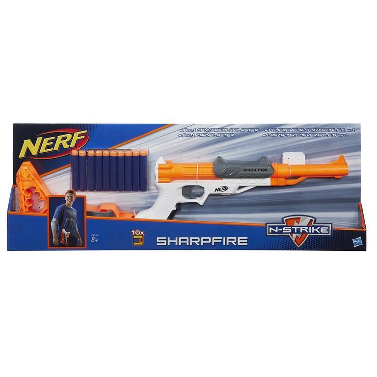 Hasbro NERF Elite 6 v 1