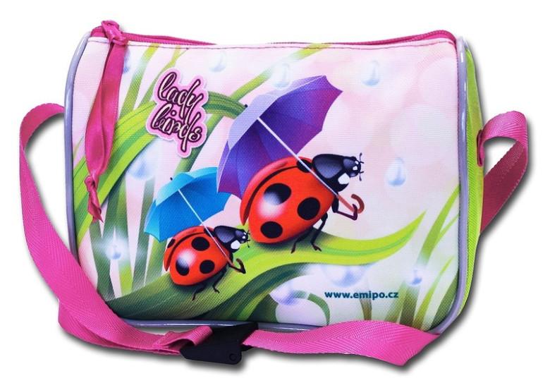 Dívčí kabelka Ladybirds Emipo