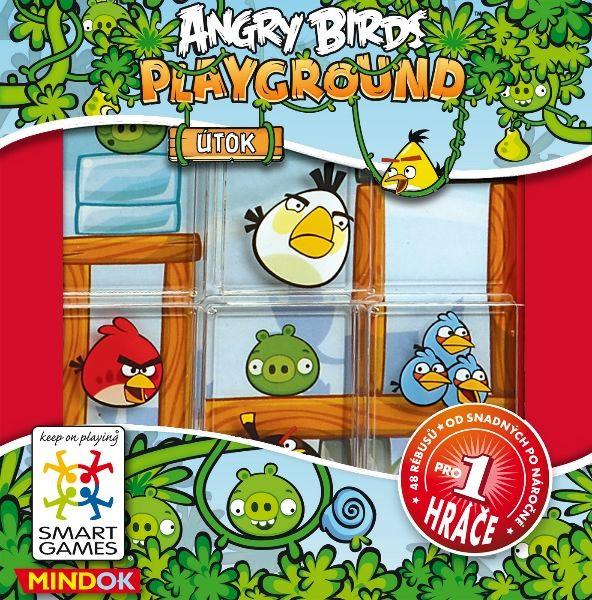 Smart games Angry Birds: Útok