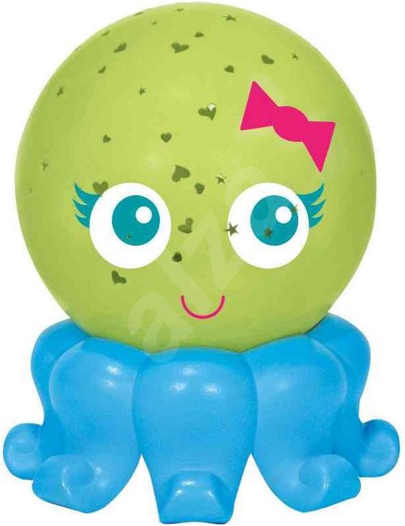 Zářící chobotnička - Čiperka zelená nezobra