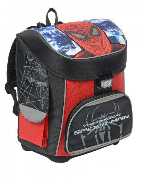 Anatomický školní batoh PREMIUM Spiderman  6e2216f0ba