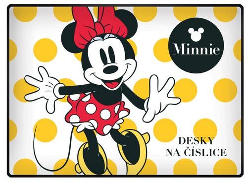 Desky na číslice Minnie