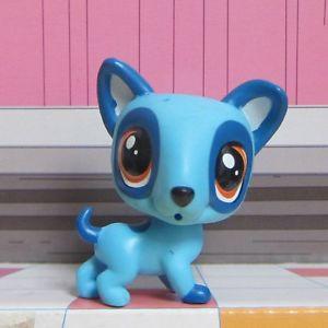 Littlest Pet Shop Jednotlivá zvířátka INDIGO LYNN 4066