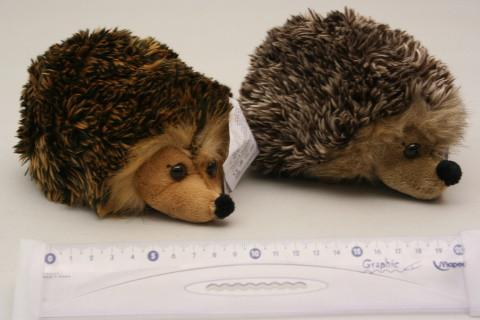 Plyšový ježek 15 cm