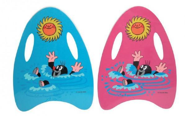 Plavací deska Krteček 33x45cm pěnová