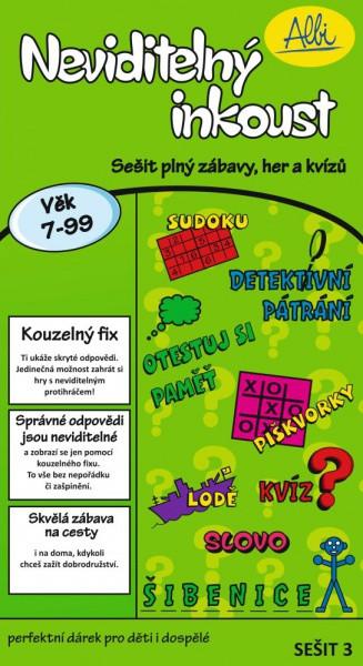 Albi - Zelený vzdělávací sešit