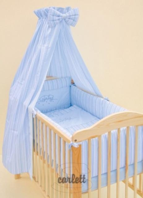 Dětské povlečení 2dílné Filip modrá 135 x 100 cm