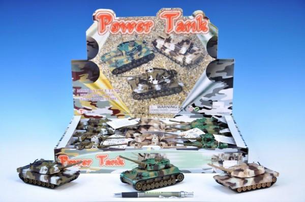 Tank kov 12 cm