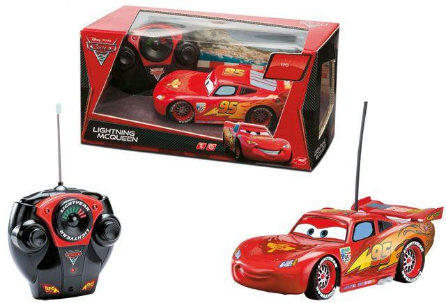 RC Cars Blesk McQueen 1:24 (17cm), 2 kan, 2 frekvence nezobra