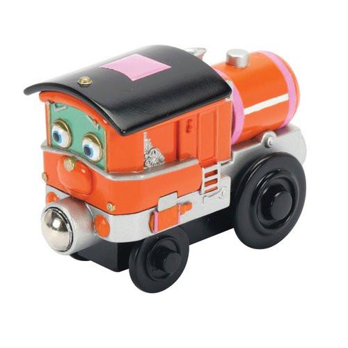 Chuggington - Pipr- dřevěné mašinky