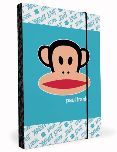 Desky na sešity Heftbox A4 - PAUL FRANK KIDS