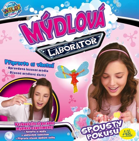 Albi - Mýdlová laboratoř nová
