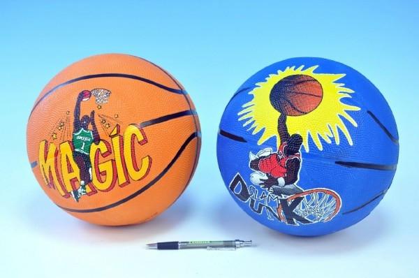 Míč basketbalový velikost 7, 2 druhy