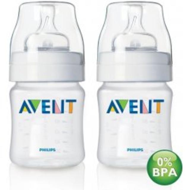 Avent Láhev bez BPA 125ml 2 ks