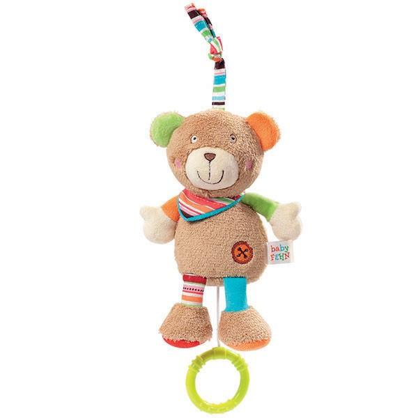 FEHN Oskar hrací medvídek malý