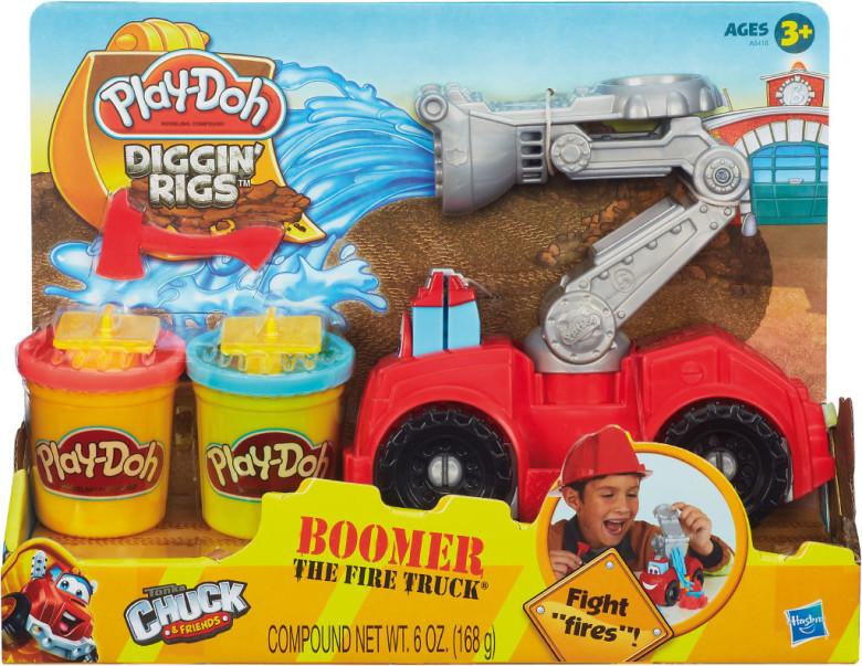 Play-Doh boomer hasičské auto