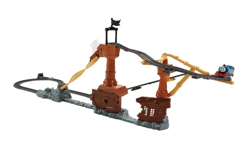 Mattel Mašinka Tomáš Fisher Price Tomáš a lodní vrak