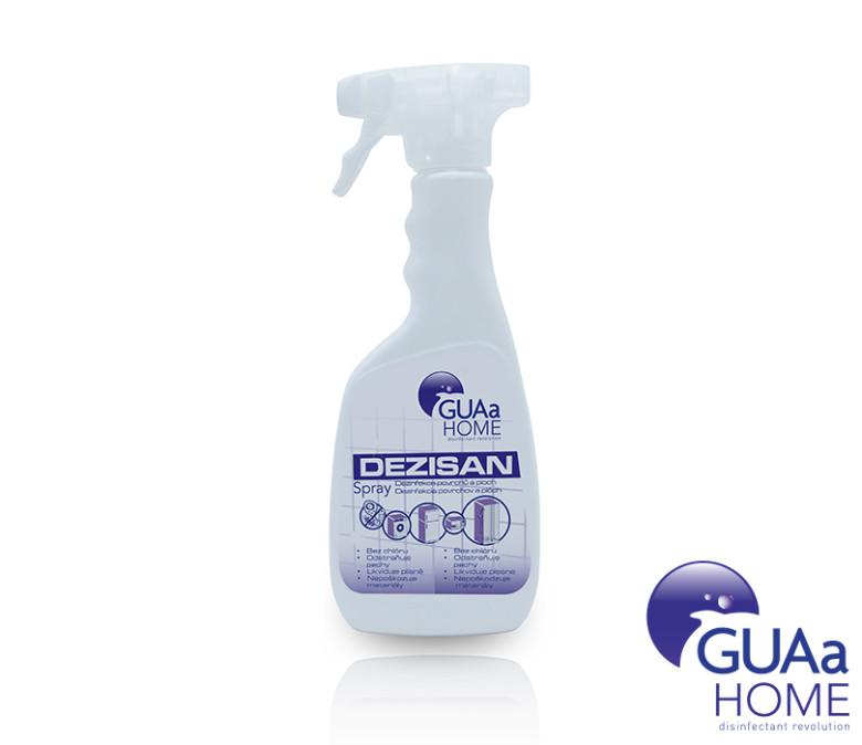 Dezisan spray (bezchlorový)