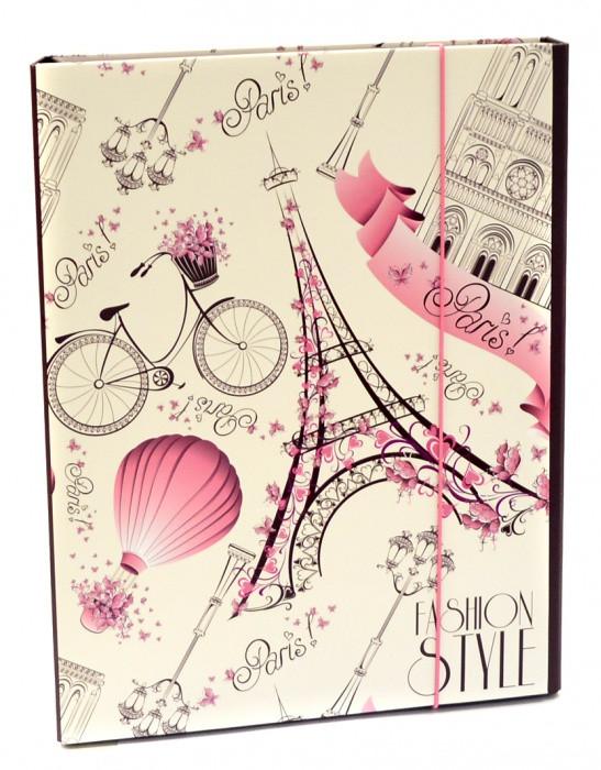 Heft box A4 Jumbo style - PAŘÍŽ