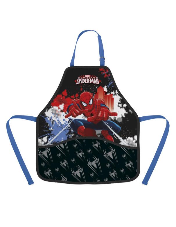 Zástěra do výtvarné výchovy Spiderman 2016