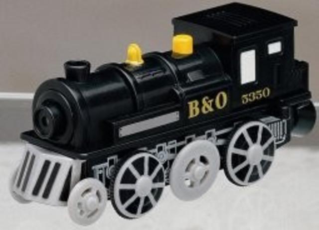 Maxim Maxim Elektrická lokomotiva černá