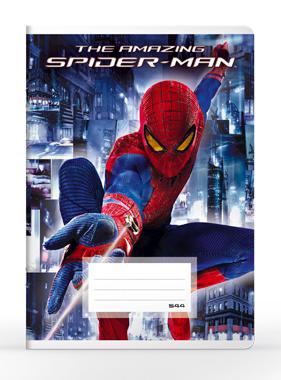 Sešit A5 544 Spiderman